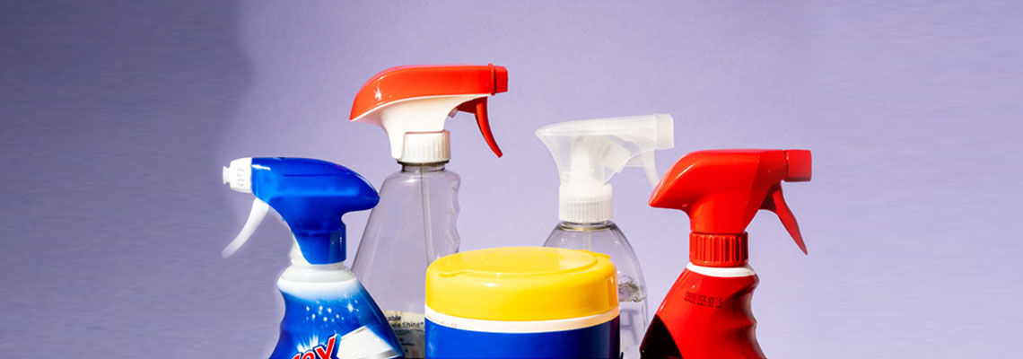 How to Use Disinfectants